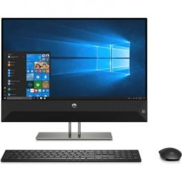 "HP Pavilion All-in-One – 24-xa0115st 23.8"" Desktop Computer  - 9th Gen Intel Core i5 1.8GHz - 8GB RAM - 1TB HDD+128 SSD"