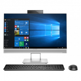 "HP EliteOne 800 G4 23.8"" Touchscreen GPU All-in-One Desktop - 8th Gen Intel Core I7 3.2GHz - 8GB RAM - 1TB HDD"
