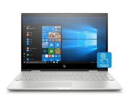 "HP Envy X360 15"" 2-In-1 Convertible TouchScreen Laptop - 8th Gen Intel Core I5 1.6GHz - 8GB RAM - 1TB HDD"