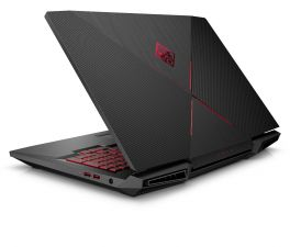 "HP Omen Gaming Laptop 17"" - 8th Gen Intel Core I7 2.2 GHz - 16GB RAM - 1TB HDD + 256GB SSD"