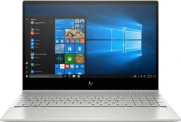 "HP Envy X360 15"" 2-In-1 Convertible TouchScreen Laptop - 8th Gen Intel Core I7 1.8GHz - 8GB RAM - 512GB SSD+32GB OPTANE"