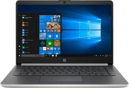 "HP Notebook 14"" - Intel Pentium Gold 2.3GHz - 4GB RAM - 128GB SSD Laptop - Windows 10 Home (2019)"