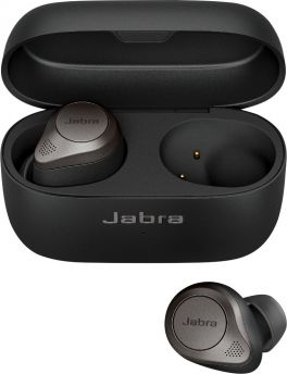 Jabra Elite 85t True Wireless Advanced Active Noise Cancelling Earbuds
