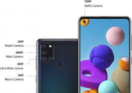 Samsung Galaxy A21s 6.5