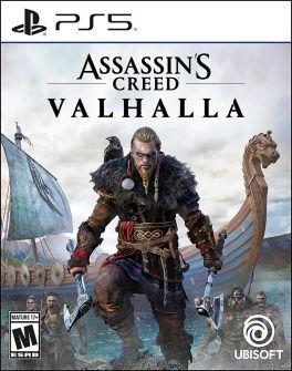 Assassin's Creed Valhalla Standard Edition - PlayStation 5