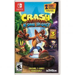 Crash Bandicoot N. Sane Trilogy Standard Edition - Nintendo Switch
