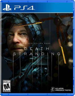 Death Stranding Standard Edition - PlayStation 4