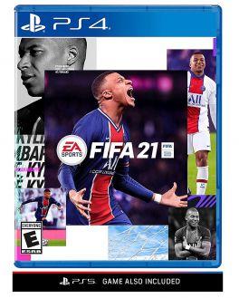 FIFA 21 Standard Edition - PlayStation 4 & PlayStation 5