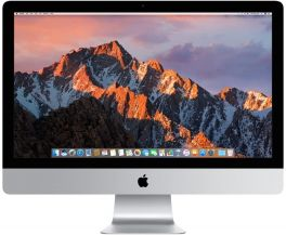 "Apple IMac 27"" 5K Display - Intel Core I5 (3.4GHz) - 8GB RAM- 1TB Fusion Drive - Silver (2017 Model)"