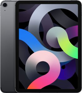 "Apple iPad Air 10.9"" 64GB (4th Gen) with Wi-Fi + Cellular - 2020 Model"