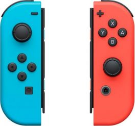 Joy-Con (L/R) Wireless Controllers for Nintendo Switch
