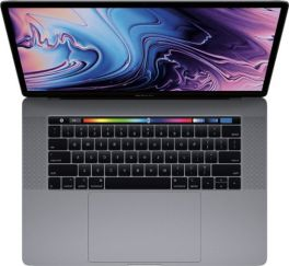 "Apple Macbook Pro 15"" with Touch Bar - Intel Core i7 2.6GHz 16GB 512GB SSD (2018 Model)"