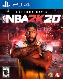NBA 2K20 Standard Edition - PlayStation 4