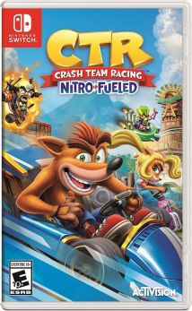 Crash Team Racing Nitro-Fueled Standard Edition - Nintendo Switch
