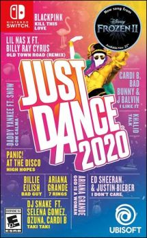 Just Dance 2020 Standard Edition - Nintendo Switch