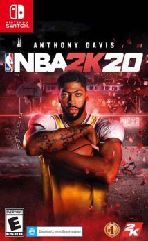 NBA 2K20 Standard Edition - Nintendo Switch