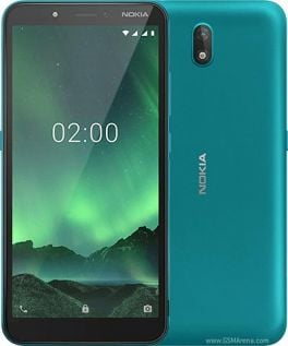 Nokia C2 Dual SIM - 1GB RAM - 16GB