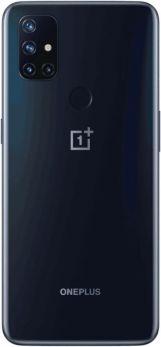 OnePlus Nord N10 Dual SIM - 6GB RAM - 128GB - 5G - Midnight Ice