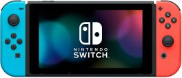 Nintendo Switch 32GB Console - Neon Red/Neon Blue Joy-Con