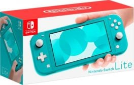 Nintendo Switch 32GB Lite - Turquoise