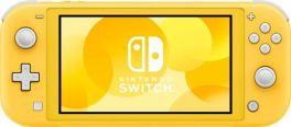 Nintendo Switch 32GB Lite - Yellow