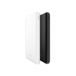 Oraimo Toast | OPB-103D | 10,000mAh Ultra Slim Fast Charging Power Bank
