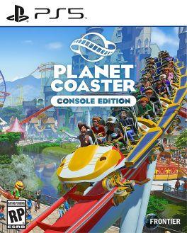 Planet Coaster - PlayStation 5