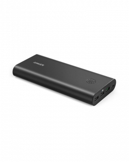 Anker PowerCore+ 26800mAh Fast Charging Power Bank with Qualcomm Quick Charge 3.0