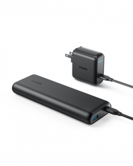 Anker PowerCore Speed 20000 PD 22.5W Fast Charging Power Bank