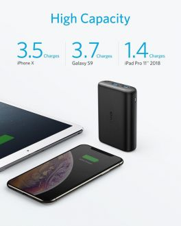 Anker PowerCore 15000mAh Redux Fast-Charging Power Bank