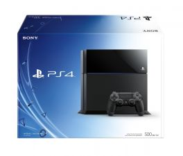 Sony - PlayStation 4 500GB Console - Black