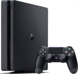 Sony PlayStation 4 Slim 500GB Console - Black