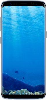 Samsung Galaxy S8 Dual Sim - 64GB, 4G LTE - Coral Blue