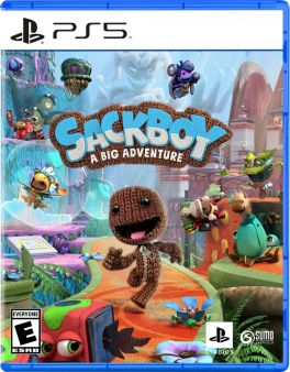 Sackboy: A Big Adventure Standard - PlayStation 5