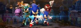 Sonic Forces: Standard Edition - Nintendo Switch