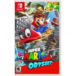 Super Mario Odyssey Standard Edition - Nintendo Switch