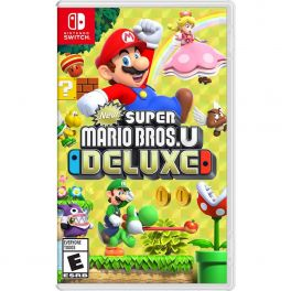 Super Mario Bros. U Deluxe - Nintendo Switch