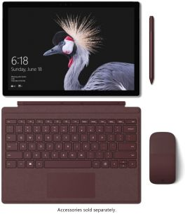 Microsoft Surface Pro (5th Gen) 12.3