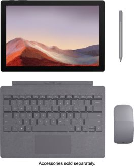 Microsoft Surface Pro 7 - 12.3