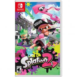 Splatoon 2 Standard Edition - Nintendo Switch