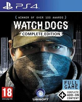 UBISOFT Watch Dogs Complete Edition - Playstation 4