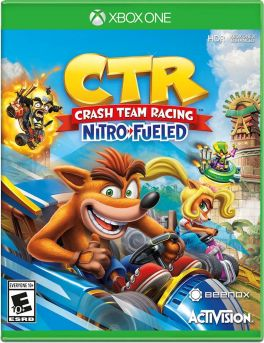 Crash Team Racing Nitro-Fueled Standard Edition - Xbox One