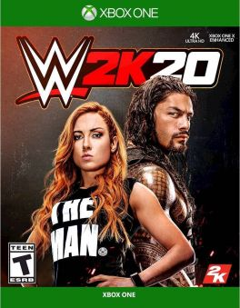 WWE 2K20 Standard Edition - Xbox One